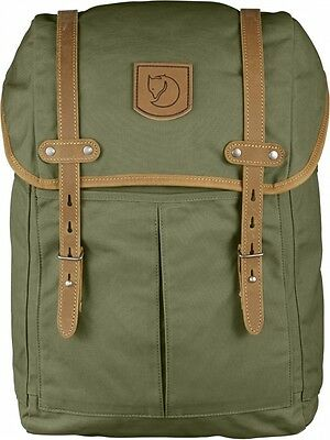 FJALLRAVEN Rucksack Backpack No.21 Medium Meadow Green - New with tags