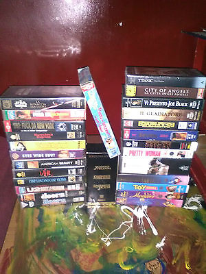 Stock Lotto 30 Videocassette VHS - Star Wars