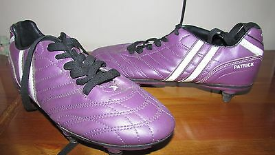 Patrick Football Boots - Size 4 - New Condition
