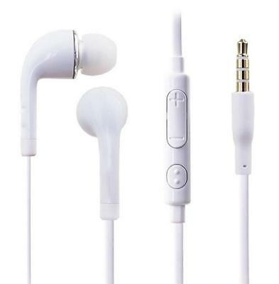 In-Ear Headset Earphone Headphone With Mic for Samsung Galaxy S4 S5 S6 S7