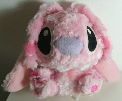 Lilo & Stitch Fluffy Angel Plush Doll Soft Toy Japan figure