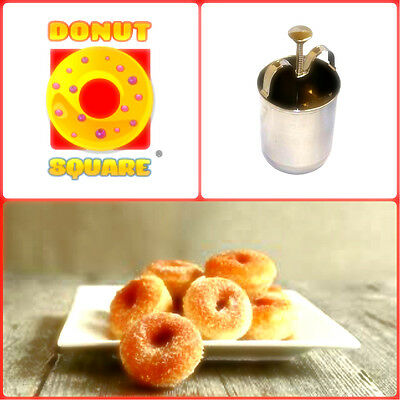 Pancake and Doughnut Batter Dispenser Maker Home Made and FREE Donut mix kit