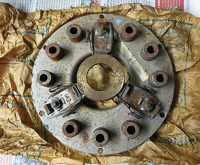 Steyr Puch Haflinger, 500, 650, 126 clutch pressure plate, F&S, mod. Fiat ?