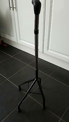 Able 2, 4 Footed Adjustable Walking Stick