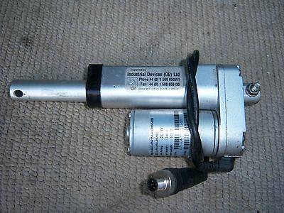 50mm STROKE 24vDC 240N LINEAR ACTUATOR FREE UK POST