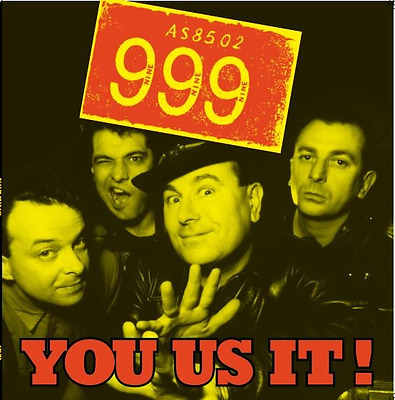 999 you us it  lp limited to 500 only new and in stock 1st time on vinyl