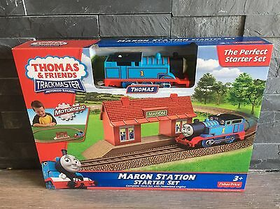 Thomas And friends Trackmaster Maron Station Starter Set