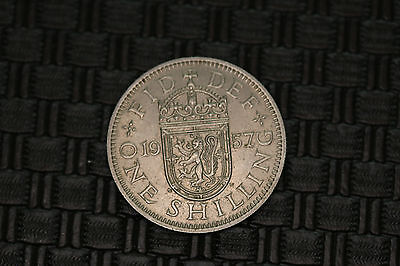 1957 Scottish Shilling - Very Collectable