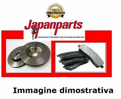 Kit Dischi e Pastiglie freno Ant Abs TOYOTA YARIS MR