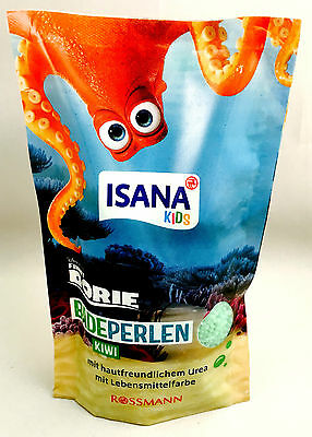 Isana Kids Badeperlen Kiwi 80g (100g/3,74€) Seife