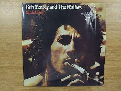 Bob Marley And The Wailers Catch A Fire LP Vinyl