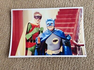 Batman And Robin Only Fools And Horses Photo Card