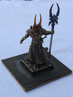 Warhammer Age of Sigmar Chaos Sorcerer Lord