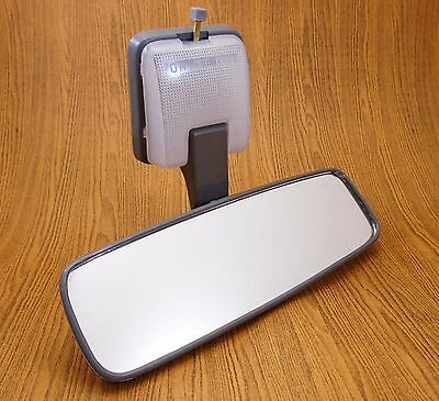 878108914204 TO2950105 Blue//Gray 1989 1990 1991 1992 1993 1994 1995 Interior Rear View Mirror for Toyota Pickup 4Runner
