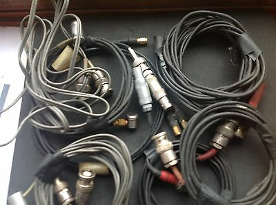 Cables for for Ultrasonic flaw equipment