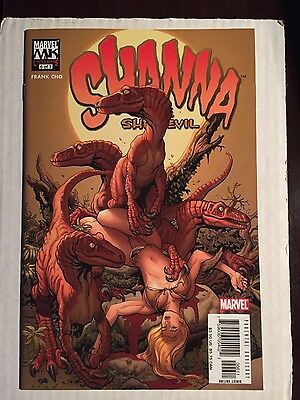 Shanna, the She-Devil #6 (Sep 2005, Marvel) NM+