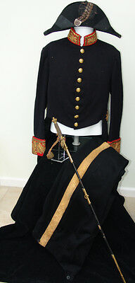 English Scottish Noble League of Nations official Dress Uniform