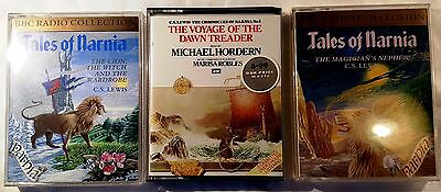 C.S.Lewis Audio Books Collection on Cassette Tape.