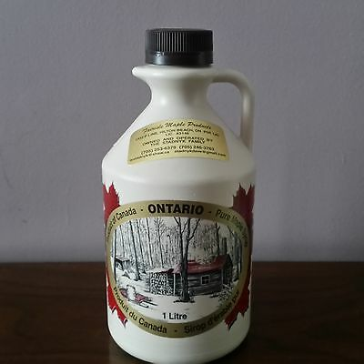 Maple Syrup 100% Pure Organic Canadian