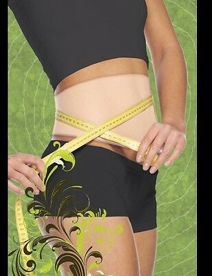 2x Lipo Body Wraps Ultimate Treatment It Works For Inch Loss .SLIMMING WRAPS !!!