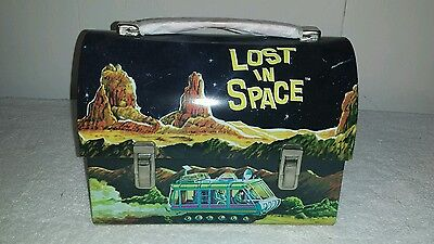 Lost In Space Tin Lunchbox Lunch Pailbox