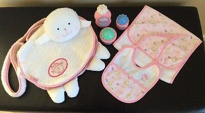 Baby Annabell Changing Bag & Accessories