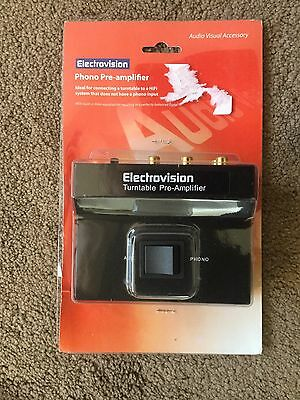 Electrovision  Turntable Pre-Amplifier. Unused.