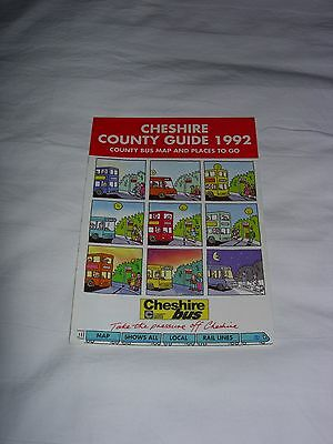 Cheshire County Guide 1992