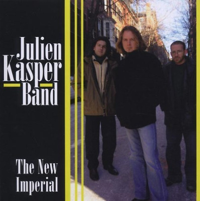 Julien Kasper Band-The New Imperial  (US IMPORT)  CD NEW