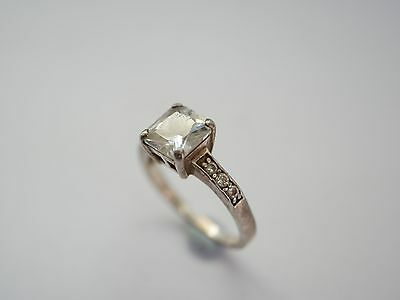 Metal Detecting Find ,,solid Silver Ring,,
