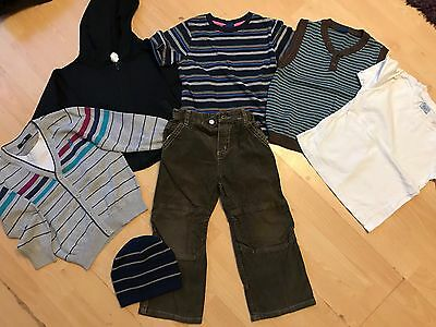 Boys Clothes bundle age 3-4 years Spring T-shirts Jumpers Trousers