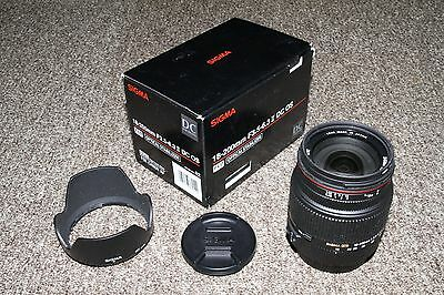 Sigma DC 18-200mm f/3.5-6.3 II HSM OS DC Lens For Canon