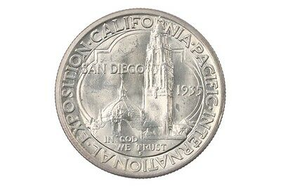 1/2 Dollar 1935 - San Diego (Usa)