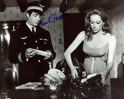 Paul Stassino - Palazzi - Thunderball - Signed Autograph REPRINT