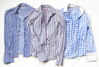 Shirt bundle Size 6 TM Lewin fully fitted