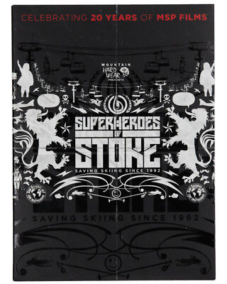 New Garage Entertainment Men's Superheroes Of Stoke Dvd Multi N/A
