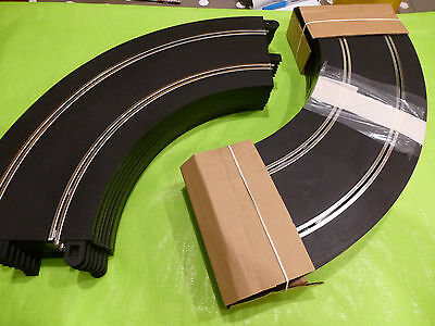 Scalextric *NEW* 1/32 16x Sport C8529 DOUBLE Standard Radius 2 Curves  digital#3