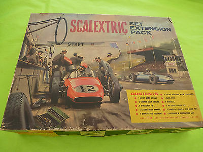 Scalextric HP1 Set In great Condition for Year SEE PICS  HP/1 Triang 1960's