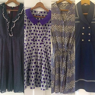 Dress Bundle S 8 Celia Birtwell Uniqlo Vintage Urban Outfitters House of Holland