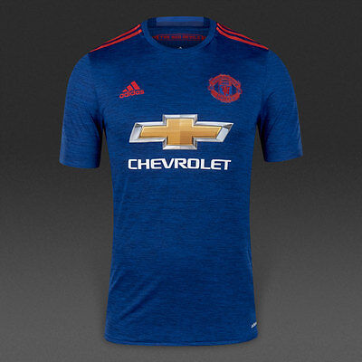 New with Tags Man United Jersey Pogba L
