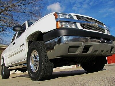 2003 Chevrolet Silverado 2500 Extended Cab 4 door 2003 Chevy 2500 hd ext. Cab 4dr 6 Ft Bed RARE 8.1 with Allison Trans. VERY CLEAN