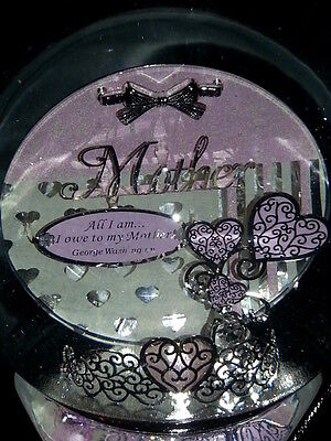 Snow Globe Mother - Fur Elise Melody - Ideal Gift for Mothers
