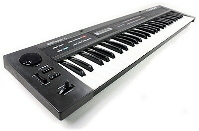 Roland Alpha Juno 2 Synthesiser Keyboard