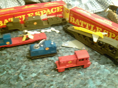Triang Battle Space Engines And Wagons