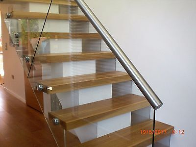 13 thick oak stair treads - 60mm - 100% OAK, TOP QUALITY