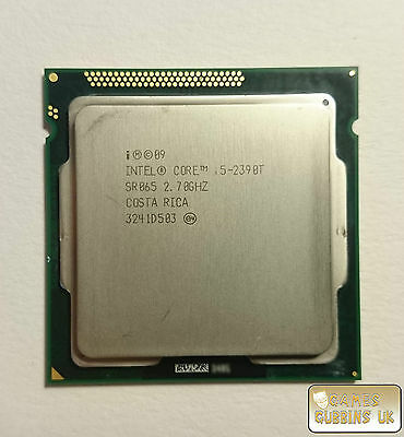 Intel® Core™ i5-2390T Processor (2 CPUs, 3M Cache, up to 3.50 GHz) (LGA 1155/H2)