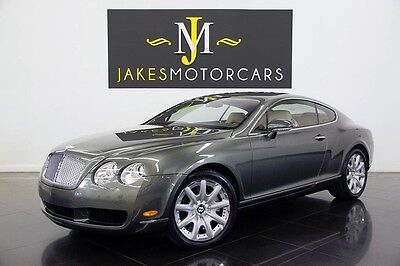 2005 Bentley Continental GT (1-OWNER!...ONLY 9200 MILES) 2005 BENTLEY CONTINENTAL GT, ONLY 9200 MILES! 1-OWNER CALIFORNIA CAR! PRISTINE!