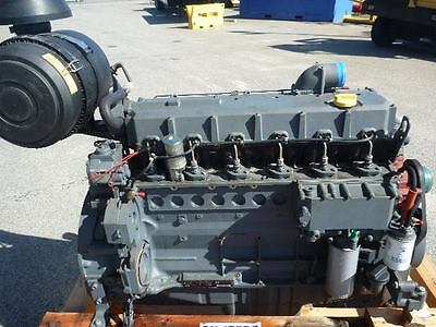 Deutz Bf 6M 1013Ec 195Hp Turbo Diesel Engine