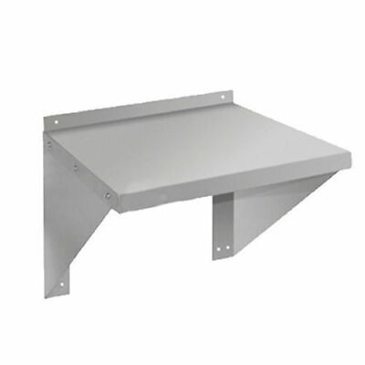 Microwave Shelf, Compact, Stainless Steel, 530x530x490mm, Shelving / Shelves