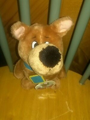 Vintage Scrappy Doo plush Hanna Barbera 1992 tags attached!!